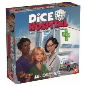 Dice Hospital édition simple