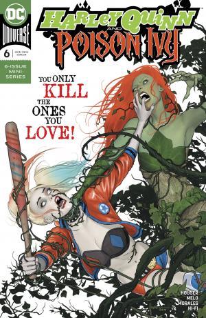Harley Quinn & Poison Ivy # 6 Issues V1 (2019 - 2020)