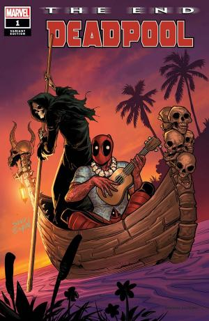 Deadpool - The End édition Issues