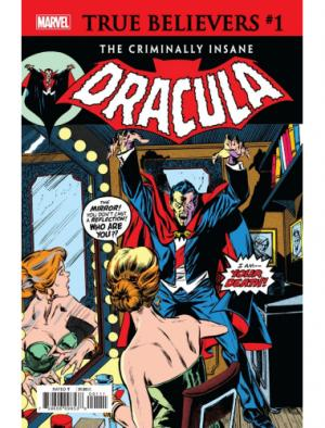 True Believers: The Criminally Insane - Dracula  Issues