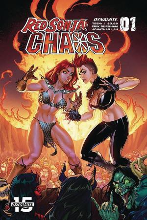Red Sonja - Age of Chaos édition Issues