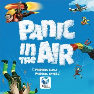 Panic in the Air édition simple