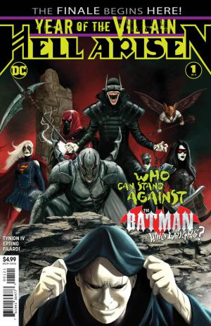 Year of the Villain - Hell Arisen # 1 Issues
