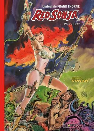 Red Sonja édition TPB Hardcover (cartonnée) - Intégrale
