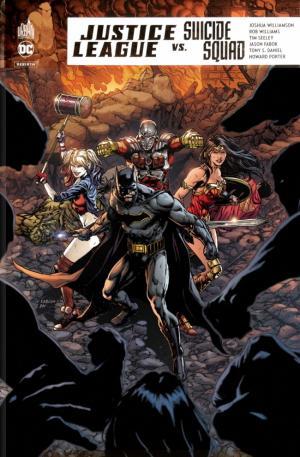 Suicide Squad # 1 TPB hardcover (cartonnée)