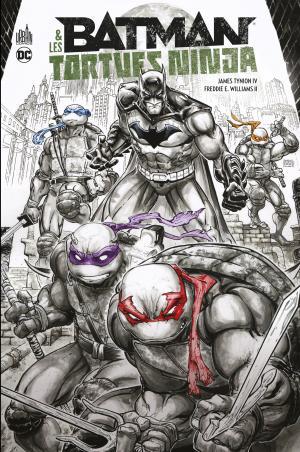 Batman et les Tortues Ninja édition TPB Hardcover (cartonnée) - DC Deluxe