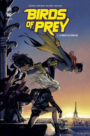Birds of Prey - Rebirth 3 TPB Hardcover (cartonnée)