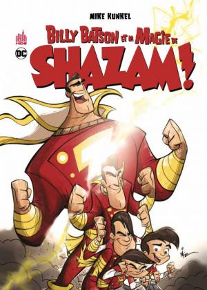 Billy Batson and The Magic of Shazam! 1 TPB softcover (souple) - Urban Kids