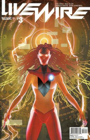 Livewire # 3 Issues