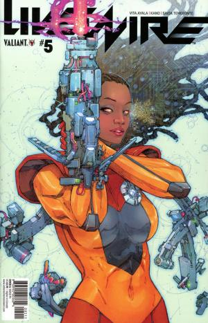 Livewire # 5 Issues