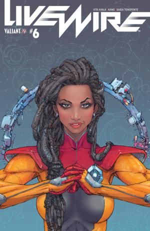 Livewire # 6 Issues