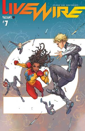 Livewire # 7 Issues