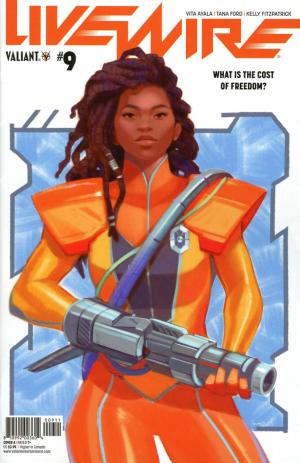 Livewire # 9 Issues
