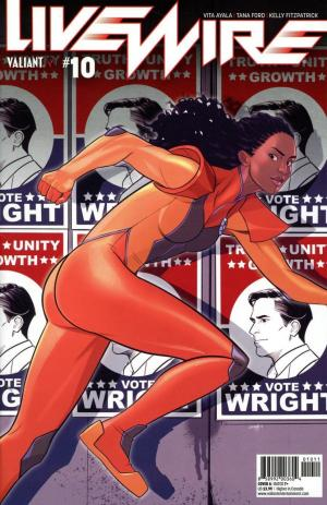 Livewire # 10 Issues