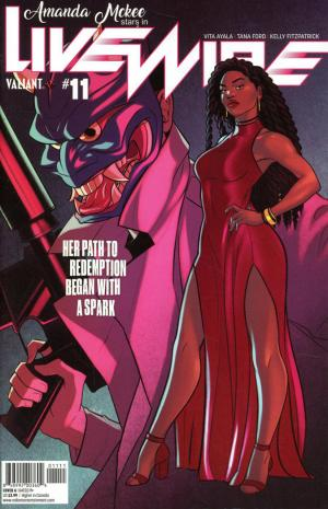 Livewire # 11 Issues