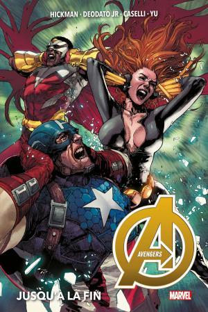 Avengers 2 TPB Hardcover - Marvel Deluxe - Issues V5
