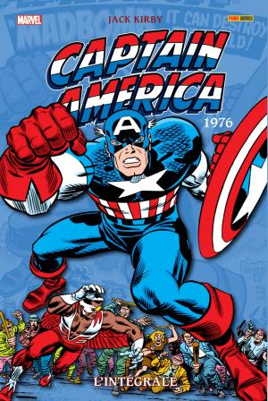 Captain America - Bicentenaire # 1976 TPB Hardcover - L'Intégrale