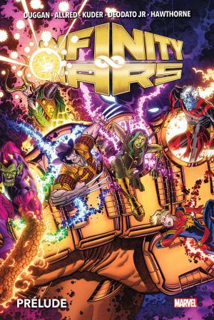 Infinity wars - Prelude  TPB hardcover (cartonnée) - Marvel Deluxe