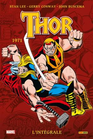 Thor 1971 TPB Hardcover - L'Intégrale