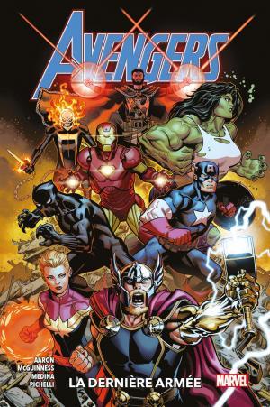 Avengers 1 - La dernière armée
