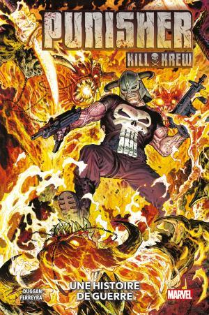 Punisher Kill Krew  TPB hardcover (cartonnée)