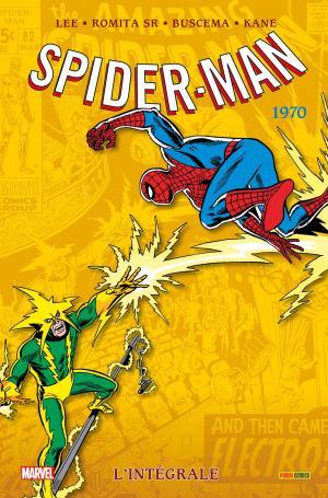 Spider-Man 1970 TPB Hardcover - L'Intégrale