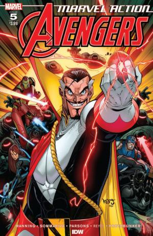 Marvel Action : Avengers  # 5 Issues