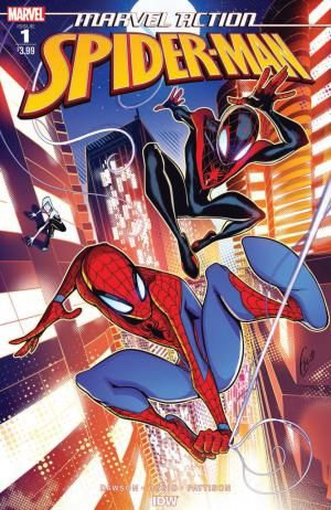 Marvel Action: Spider-Man # 1 Issues