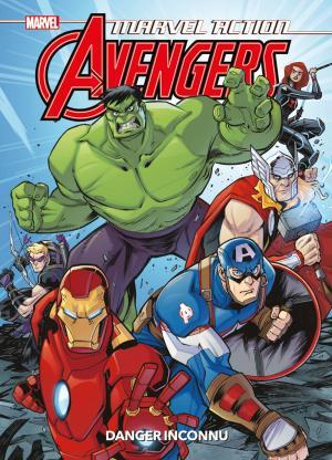Marvel Action : Avengers  1 TPB hardcover (cartonnée)