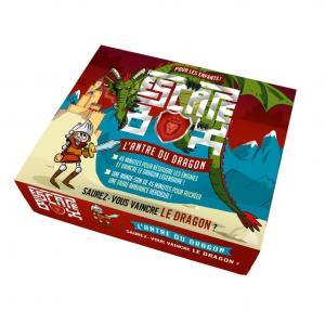 Escape Box - L'Antre du dragon édition simple