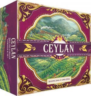 Ceylan édition simple