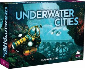 Underwater Cities édition simple