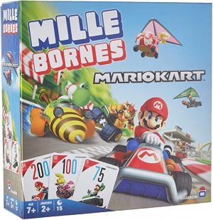 Mille Bornes - Mario Kart édition simple