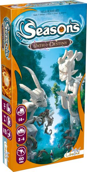 Seasons - Path of Destiny édition simple