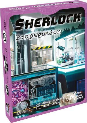 Sherlock - Propagation édition simple