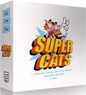 Super Cats édition simple