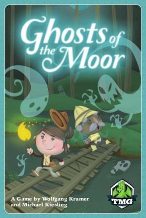 Ghosts of the Moor édition simple