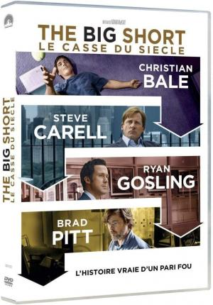 The Big Short : le Casse du siècle édition simple