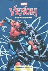 Marvel - Les Grandes Batailles 7 - Venom vs Spider-Man