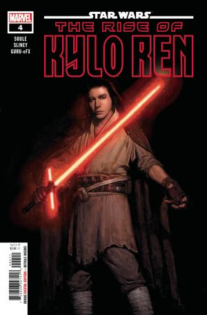 Star Wars - The Rise Of Kylo Ren # 4 Issues (2019 - 2020)