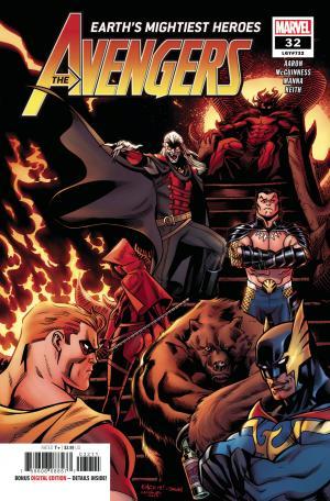 Avengers # 32 Issues V8 (2018 - Ongoing)
