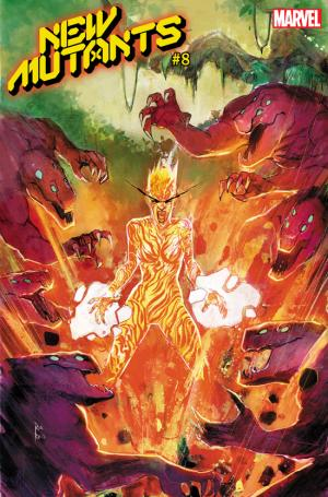 The New Mutants # 8 Issues V4 (2019 - Ongoing)