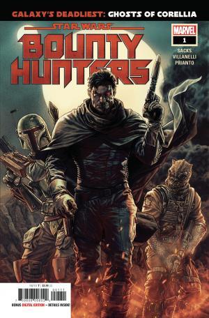 Star Wars - Bounty Hunters 1 Issues V2 (2020)