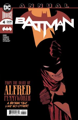 Batman # 4 Issues V3 - Annuals (2016 - Ongoing)