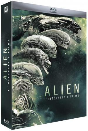 ALIEN - L'intégrale 6 films