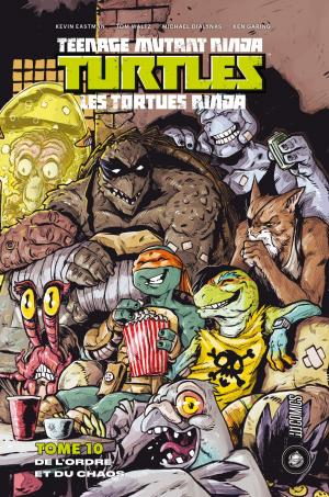 Les Tortues Ninja 10 TPB Hardcover (cartonnée) - Issues V5 (Suite)