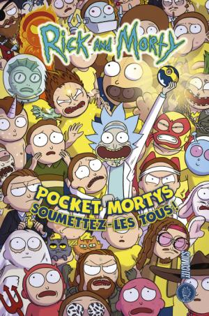 Rick & Morty - Pocket Mortys