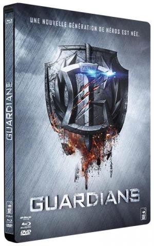 Guardians édition Steelbook