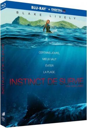 Instinct de survie - The Shallows édition simple