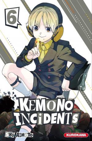 Kemono incidents T.6
